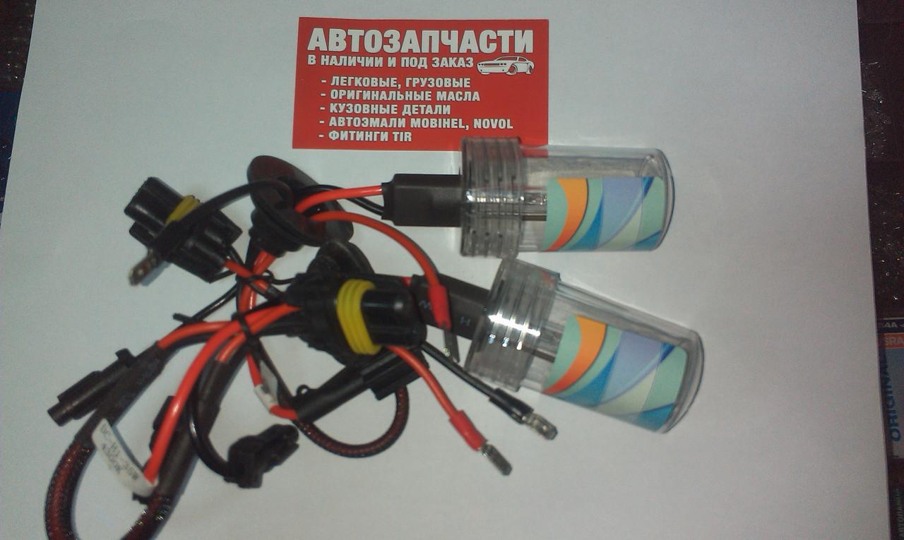 Ксеноновые лампы Н-1 12V 4300k. к-т 2 шт.