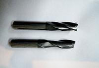 Фреза твёрдосплавная монолитная цельная, 2 mm z3, 3x8x50L
