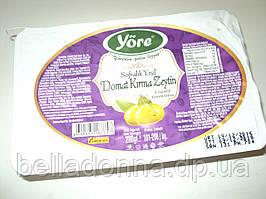 Оливки зеленые 200 г c косточокй Yore