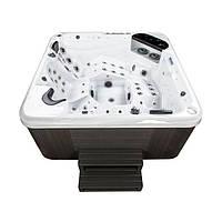 Гидромассажный SPA бассейн IQUE Dreamline-II 2200-II-DD-BPM (WiFi+MICROSILK) (220х220х96)
