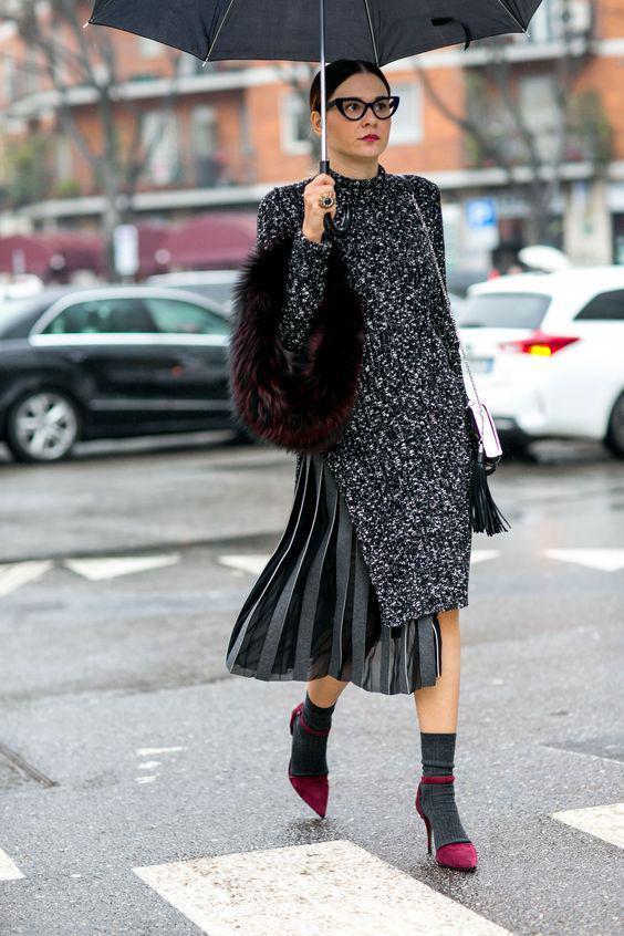 модные тенденции 2018 в одежде