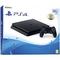 Sony PlayStation 4 (PS4) Slim 500GB + Dimmi Chi Sei! (CUH-2116A)