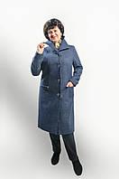 Пальто женское шерстяное на подкладке, фото 1