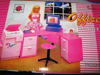 Мебель для кукол Глория Gloria 96014 Офис