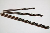 Сверло по металлу (с цилиндрическим хвостовиком) длинная серия 2 мм