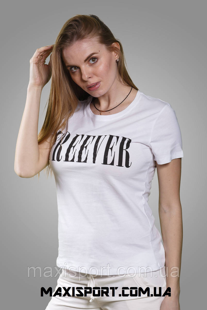 Футболка женская Freever (3548) белый