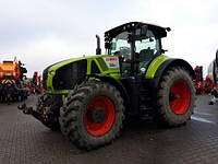 Трактор Claas Axion 920, фото 1