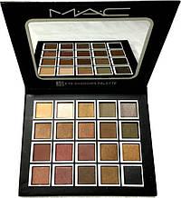 Палетка теней M.A.C Professional 3d Eye Shadows Palette (реплика)
