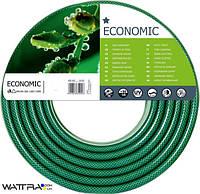 "Шланг Cellfast ""Экономик"", диаметр 3/4 "", длина 50 м, 3 слоя, вес 8,25 кг для полива"