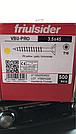Шуруп універсальний SPAX VBU-PRO для твердих порід дерева 3.5х45/30 мм. FRIULSIDER, 500 шт., фото 6