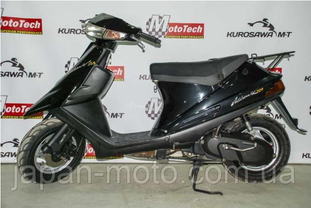 Suzuki Adress V100 (black)