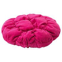 СТИККАТ Чехол для табурета Маммут, розовый 40297834 IKEA, ИКЕА, STICKAT