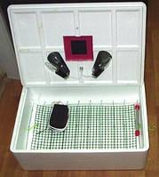 Инкубатор для яиц Цыпа ИБМ-70 с механическим переворотом влагомером и цифровым терморегулятором