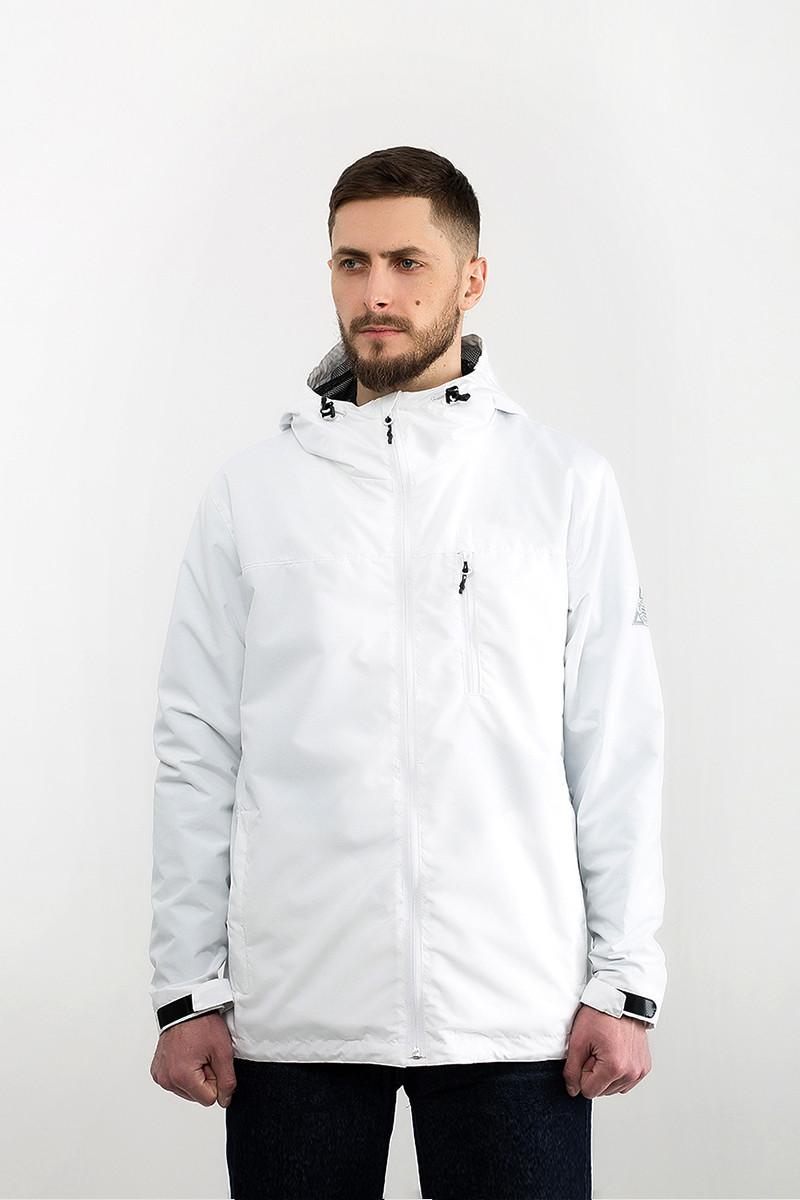 7628a48d9ce Куртка мужская ветровка RS5 WHITE Urban Planet белый (мужская куртка ...