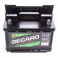Аккумулятор   45Ah-12v (DECARO) (234x127x220),R,EN360 (азия)