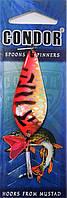 Блесна Condor Колебалка  10гр (5021-100 цвет 24 ), фото 1