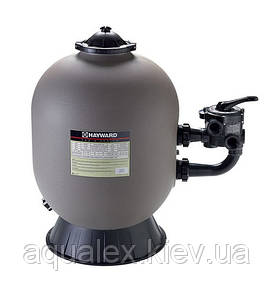 Песочный фильтр Hayward PRO с боковым клапаном. 895 мм, 350 кг песка.