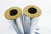 Цилиндры  базальтовые фольгированные ANTAL-PIPE ALU DN18х30мм