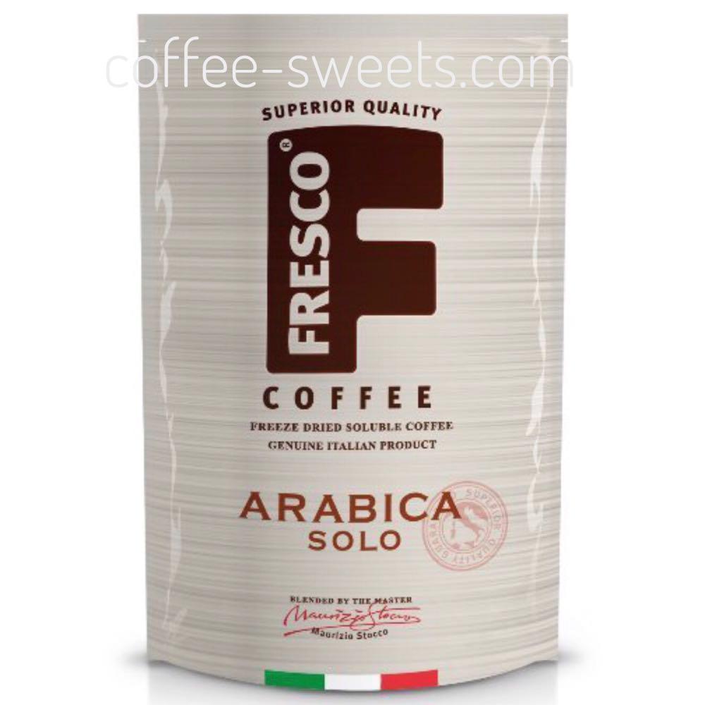 Кофе растворимый Fresco Arabica Solo 190г