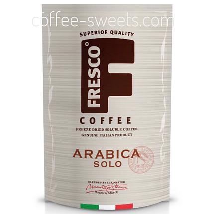 Кофе растворимый Fresco Arabica Solo 190г, фото 2
