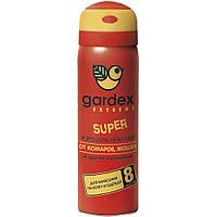 """Gardex аэрозоль-репеллент """"Super"""" от комаров и других насекомых"""