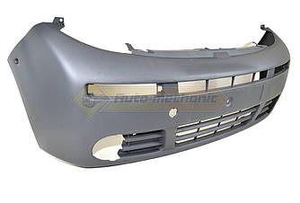 Бампер передній на Opel Vivaro 2001->2006 (під протитуманки) — BLIC (Польща) - 5510-00-5089901P