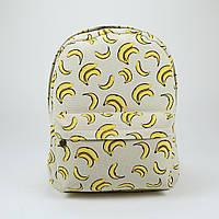 Рюкзак стильный Wacse banana logo , фото 1