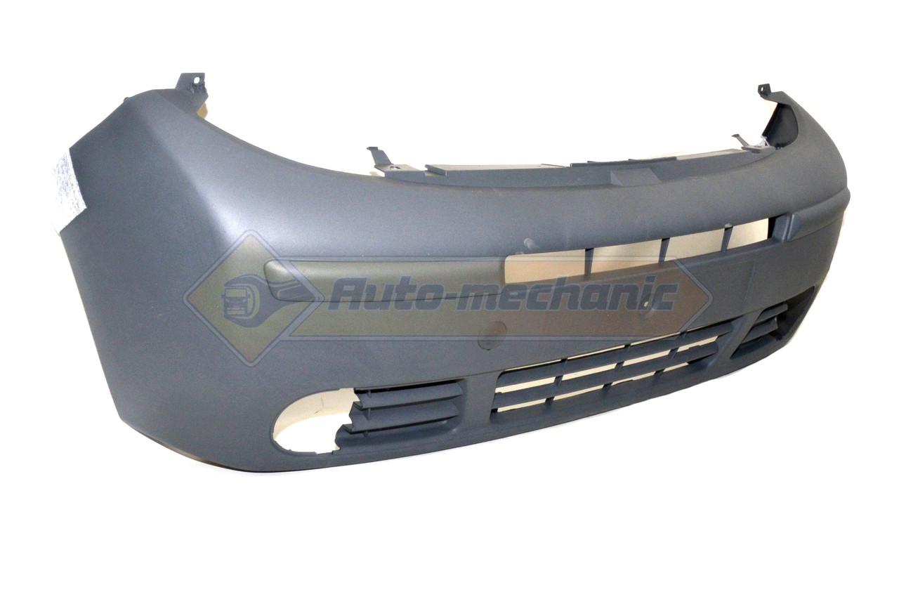 Бампер передний под противотуманки на Renault Trafic  2001->2006 - BLIC (Польша) - 5510-00-6062900P