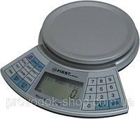 Распаковка и обзор весов для кухни электронные First FA-6407