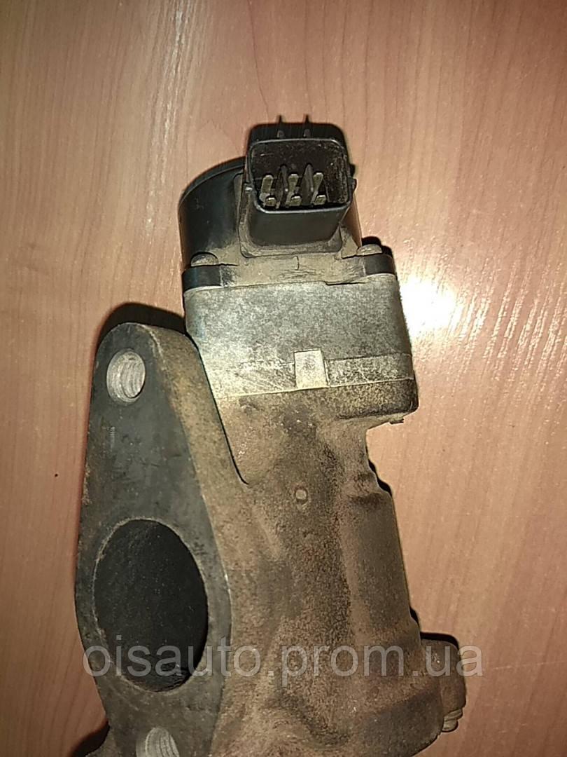 Клапан EGR (клапан рецыркуляции отработаных газов) Nissan Pathfinder 05-12 (Ниссан Пасфаиндер)14710-5M30A