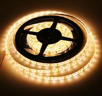 Светодиодная лента для подсветки потолка SVT 3528 60WWs Герметичная