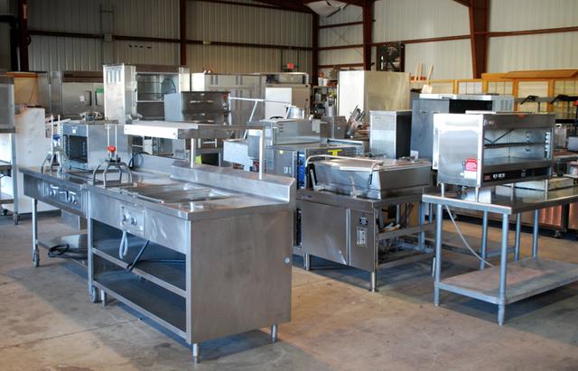 б/у оборудования для кухни