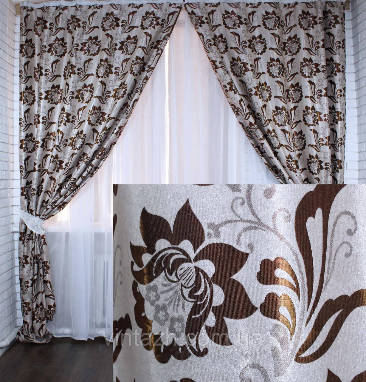 Красивые шторы от производителя в Украине