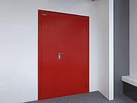 Противопожарные двустворчатые двери IP 30