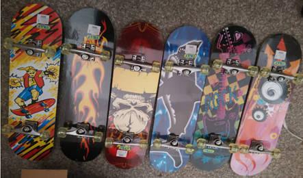 Класичний скейтборд Tilly, фото 2