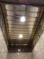 Алюминиевый реечный потолок Львов, фото 1