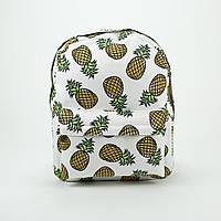 Рюкзак стильный Wacse pineapple logo , фото 1