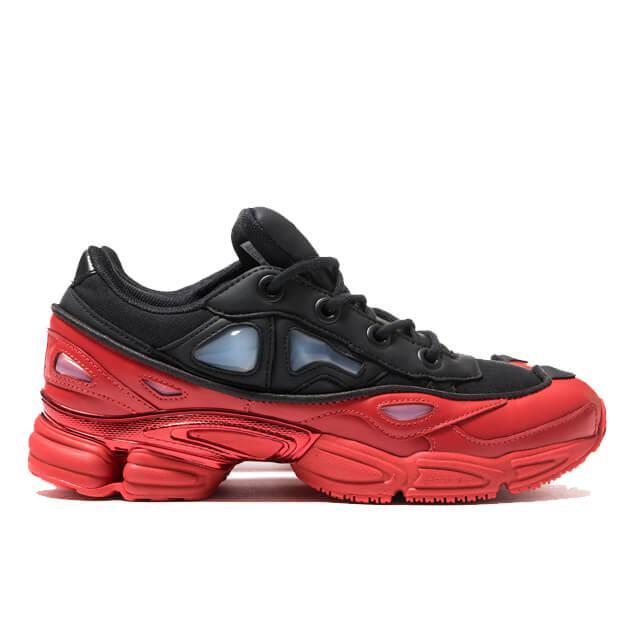 Кроссовки Adidas Raf Simons Azweego Black Red