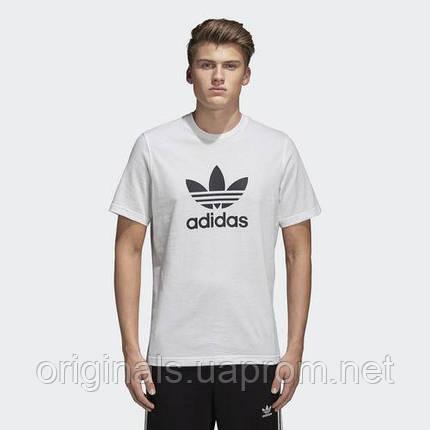 Adidas Футболка Trefoil CW0710, фото 2