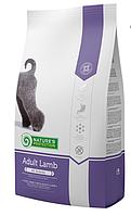 Корм Nature's Protection (Натур Протекшн) Adult Lamb для взрослых собак всех пород с ягненком, 4 кг