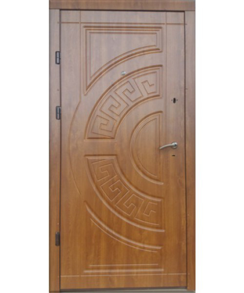 Двері вхідні броньовані з ковкою 86 х 2,05 безкоштовна доставка