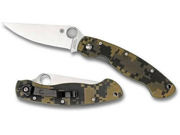 Нож Spyderco Military Camo, фото 2
