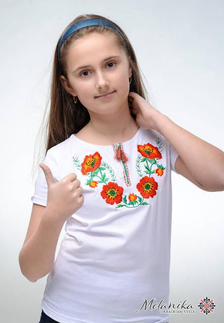 Дитяча  футболка Маки , фото 1