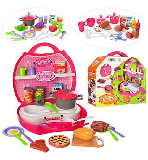 Кухня в чемодане