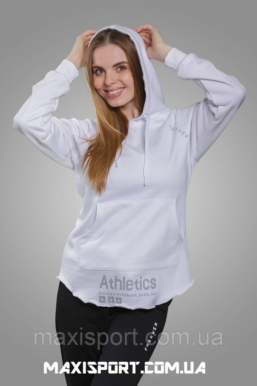 Кофта спортивная женская Freever (5501) белый
