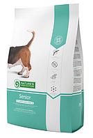Корм Nature's Protection (Натур Протекшн) Senior для пожилых собак всех пород, 4 кг