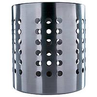 ОРДНИНГ Сушилка для столовых приборов, нержавеющая сталь, 13.5 см 30011832 IKEA, ИКЕА, ORDNING