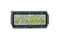 Светодиодная LED-Фара WL-411 36W дальнего света