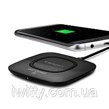 Беспроводное зарядное устройство Spigen Essential F301W для iPhone X/8/8 Plus/Samsung