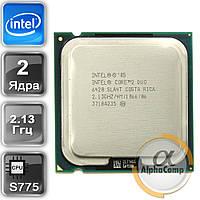 Процессор Intel Core2Duo E6420 (2×2.13GHz/4Mb/s775) б/у